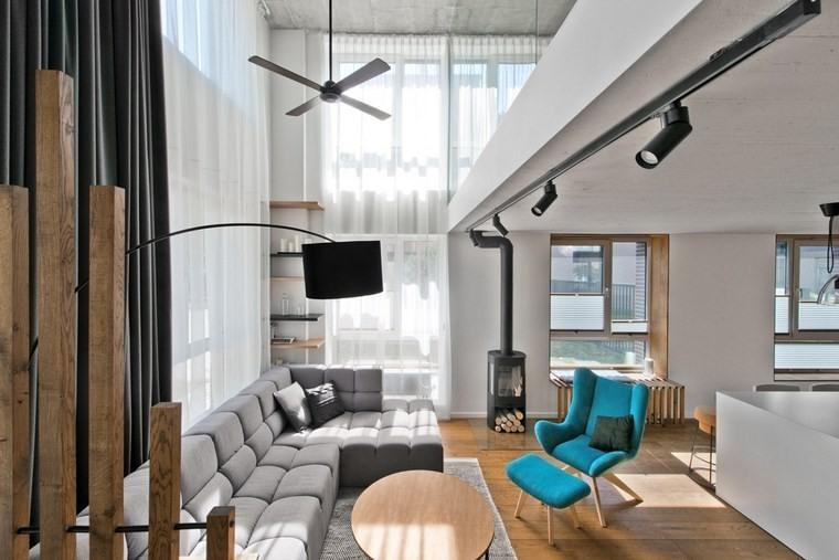 Diseno De Lofts Interiores - Diseños Arquitectónicos - Mimasku.com