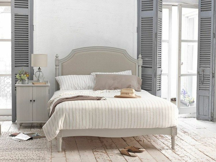 dormitorio adulto shabby chic