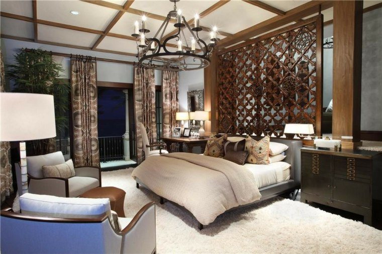 dormitorio de matrimonio ideas modernas estilo contemporaneo bonito