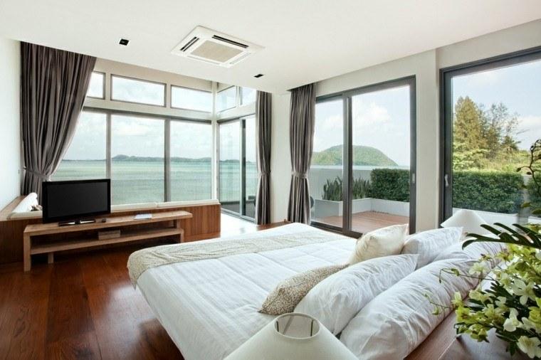 dormitorio de matrimonio ideas modernas luminosos bonito