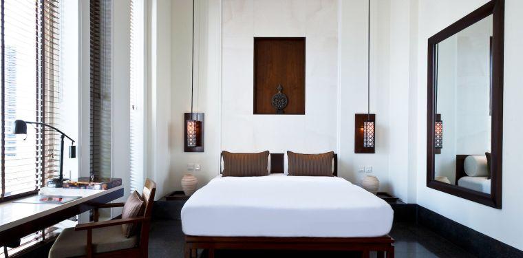 Dormitorios de matrimonio ideas de confort y belleza for Espejo grande dormitorio