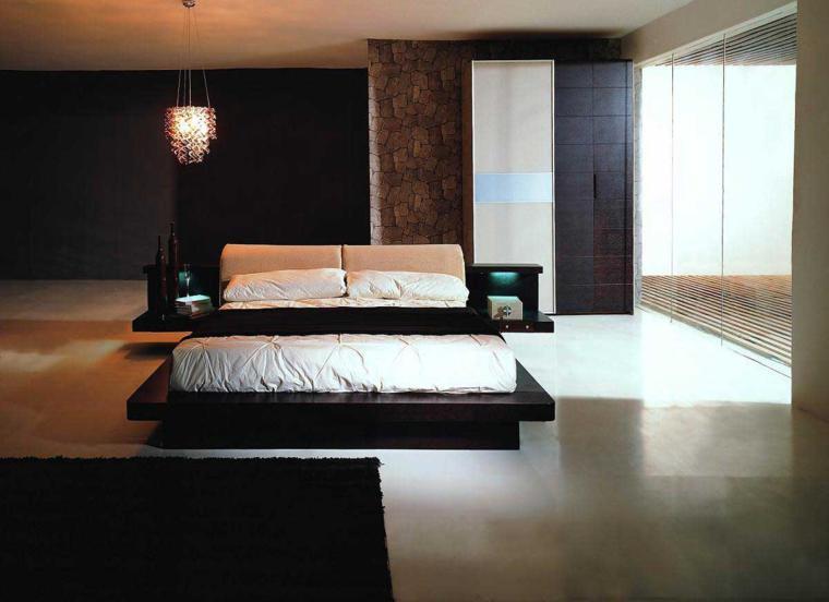 dormitorio estilo moderno estilo minimalista
