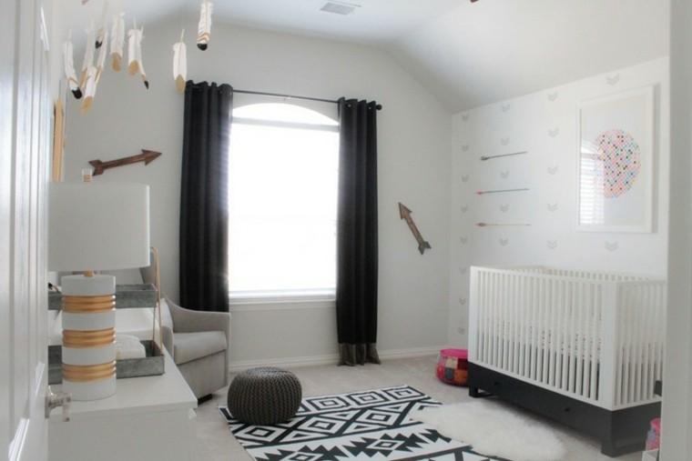 dormitorio vivo colorido neutral flecha