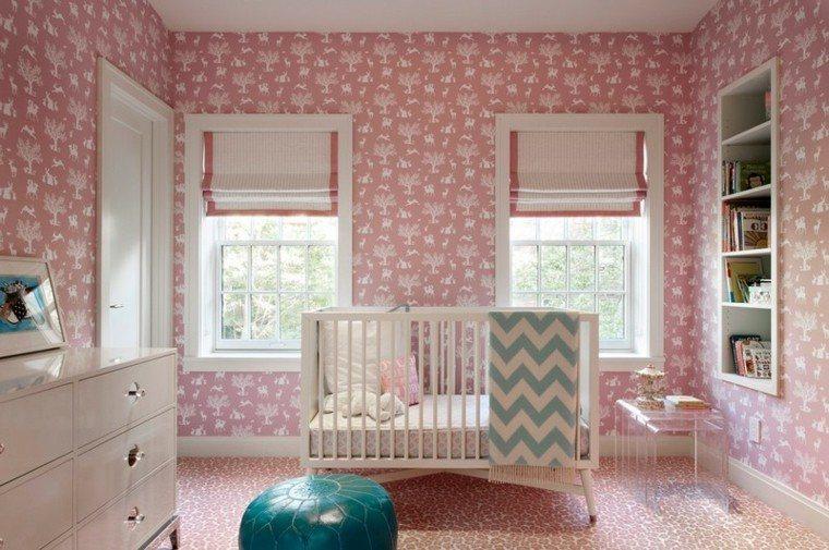 dormitorio vivo colorido sillon paredes