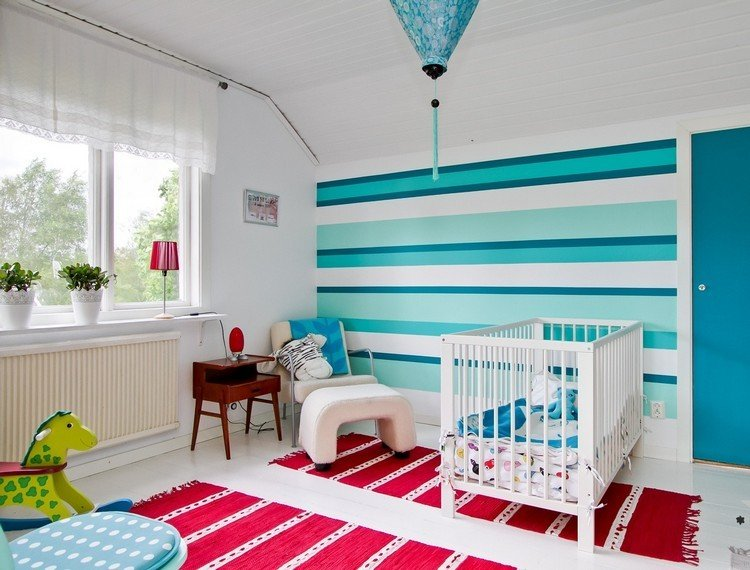 decoracion de paredes las 50 tendencias m s actuales. Black Bedroom Furniture Sets. Home Design Ideas