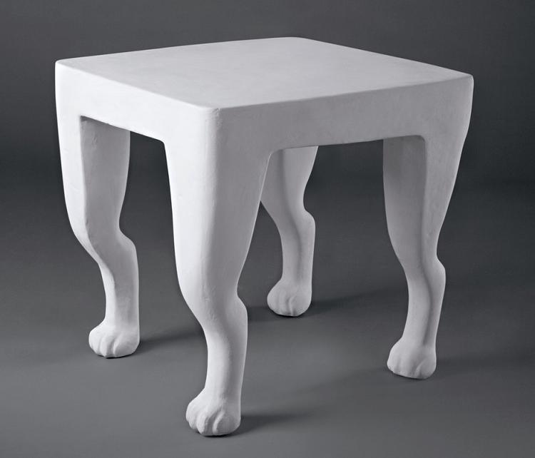 Escayola para muebles atrevidos que rompen las reglas - Muebles de escayola ...