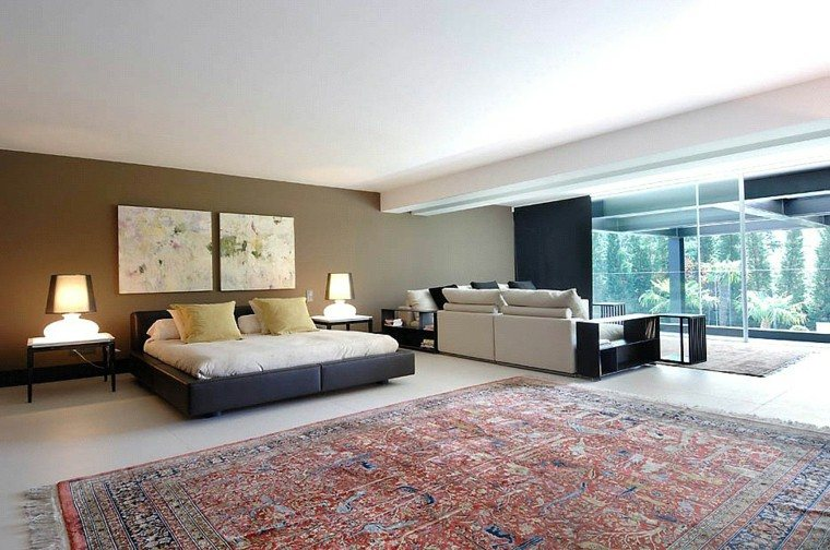 espacio dormitorios matrimonio amplios chalet madrid ideas