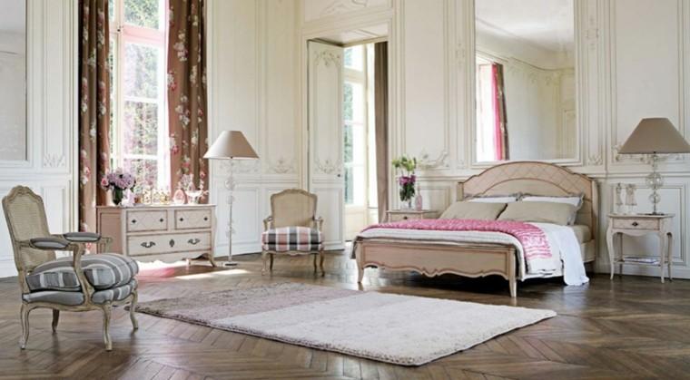 espacio dormitorios matrimonio amplios clasico ideas