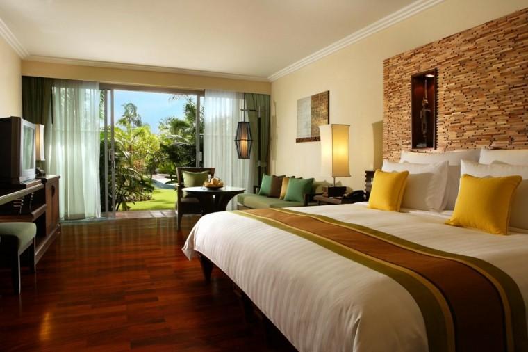 Espacio dormitorios de matrimonio amplios y luminosos for Colores modernos para habitaciones