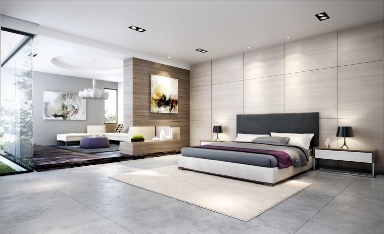 espacio dormitorios matrimonio amplios precioso ideas
