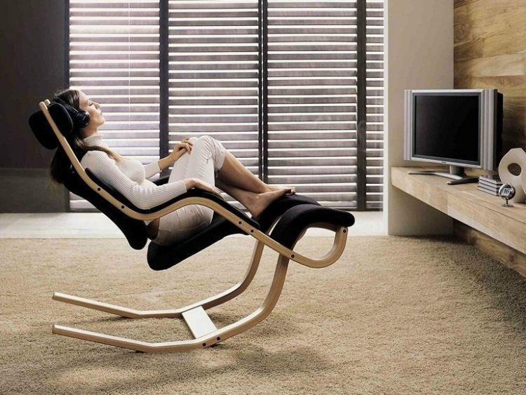 estupendo diseño sillon tumbona