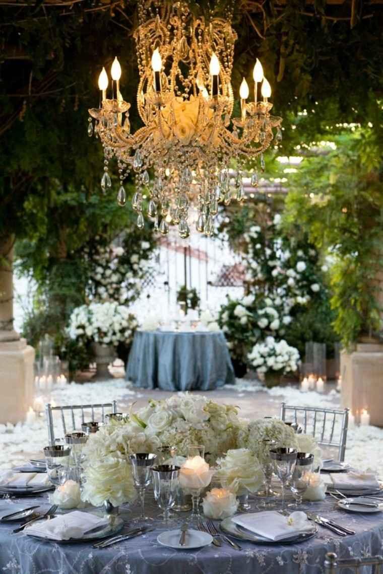 estupenda mesa deco boda