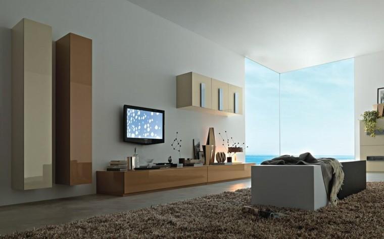 estupenda decoración de salones modernos