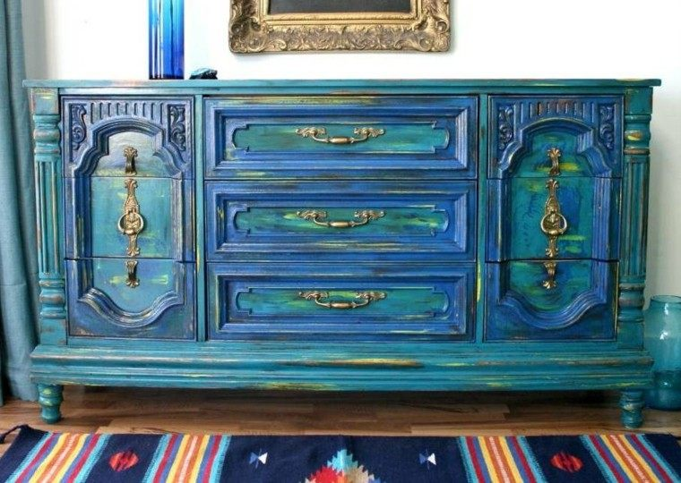 Decoracion vintage complementos para el hogar for Muebles vintage com