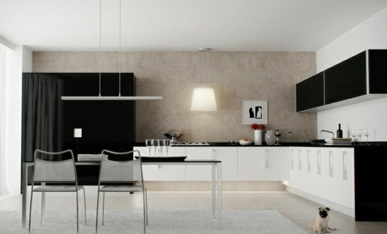 gatos paredes cuadro minimalista luces
