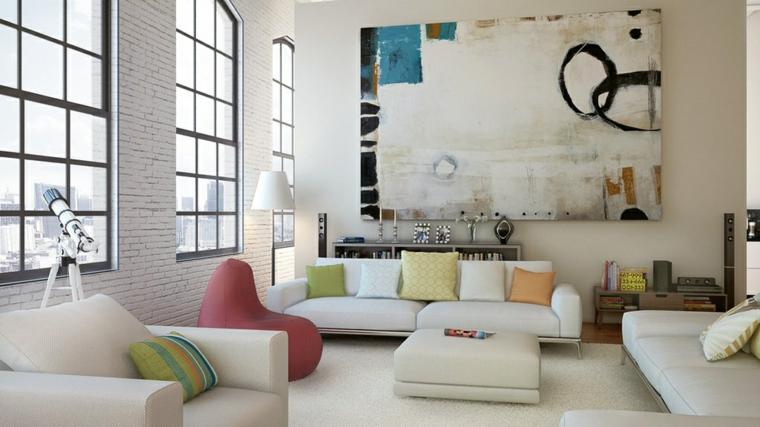 gris estilos variados diseños catalejo blanco