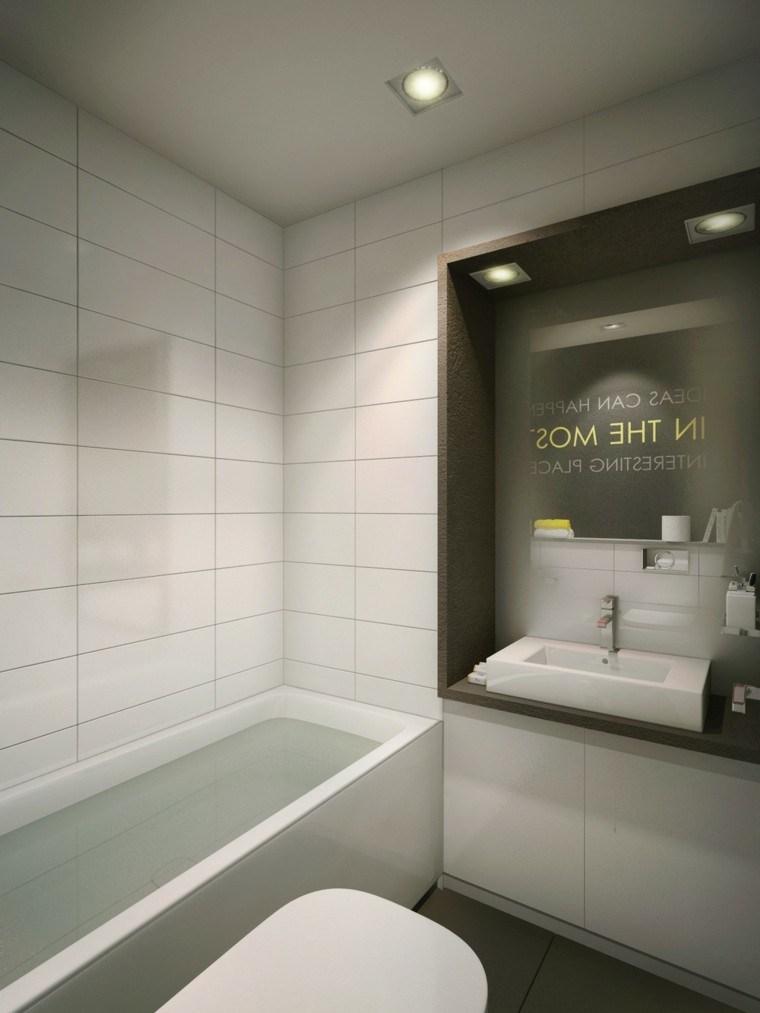 habitacion deseño estilo diferente baño led