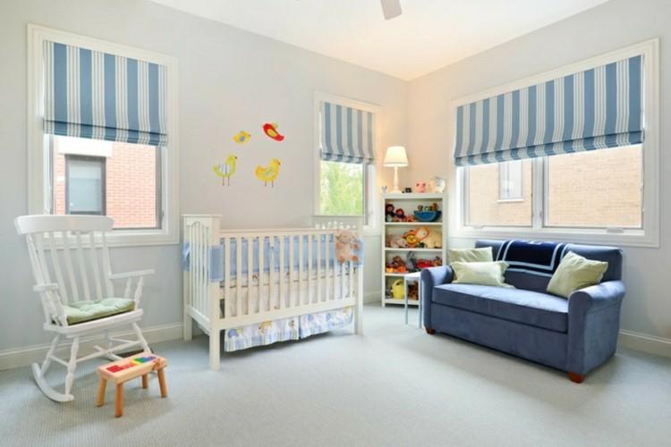 habitacion infantil diseño balance fresco