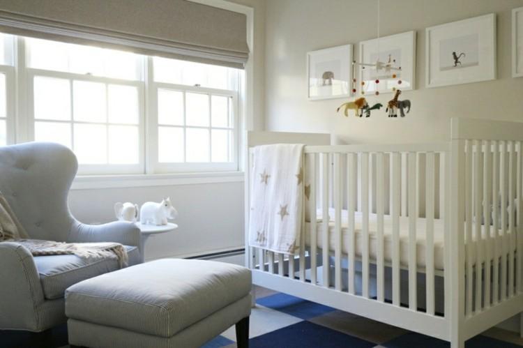 habitacion infantil diseño detalles zoologico suelo