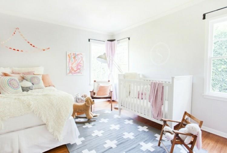 habitacion infantil diseño diferente guirnaldas