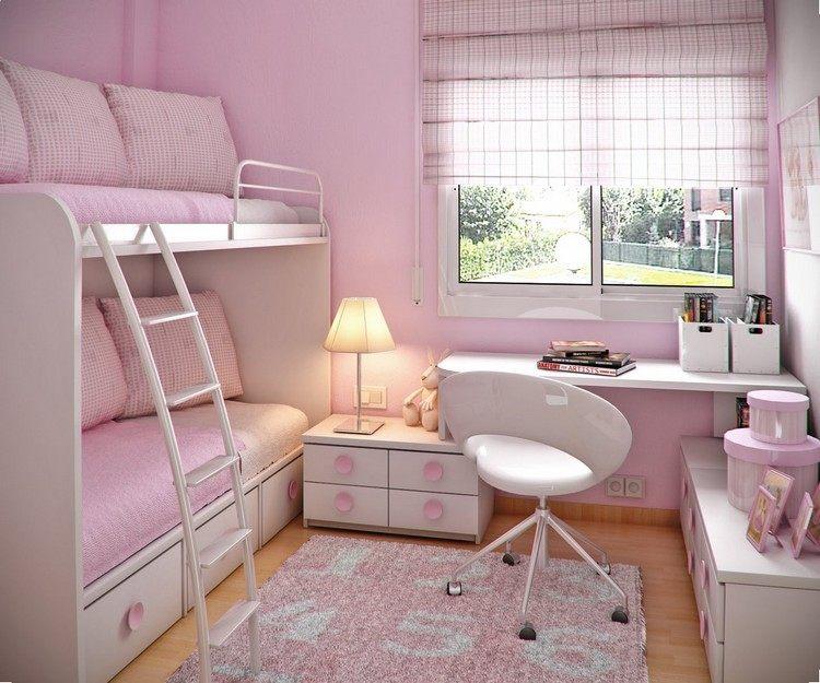 Habitaciones juveniles muebles para espacios peque os for Amueblar espacios pequenos
