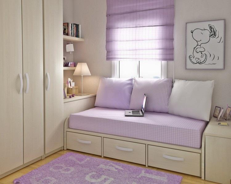 habitacion juvenil muebles preciosa hijos armario cama madera ideas