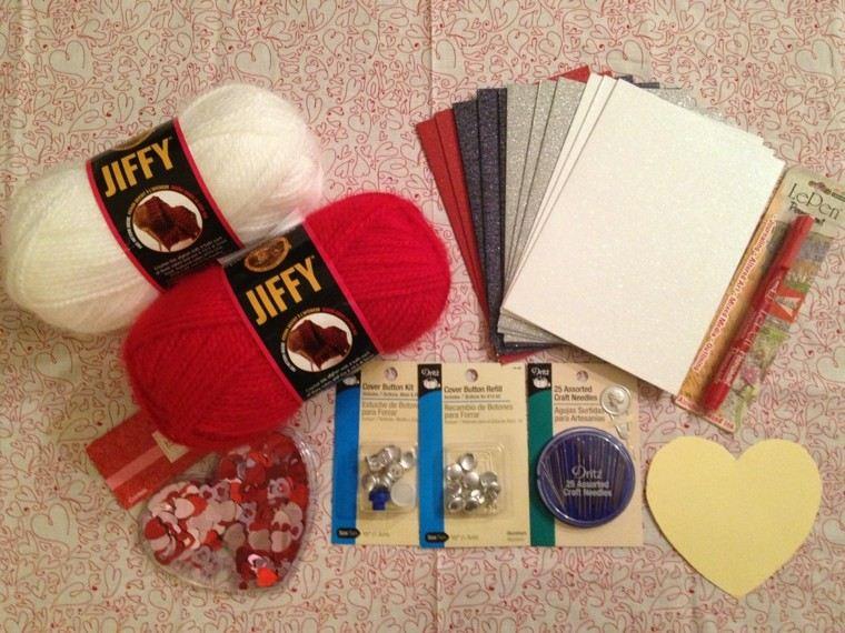 hacer tarjetas navidad materiales caseros