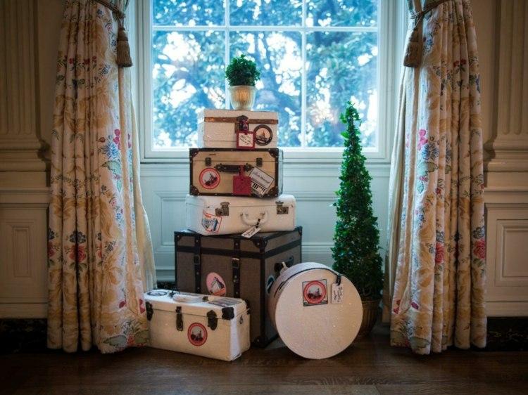 ideas cajas detalles estilo maletas