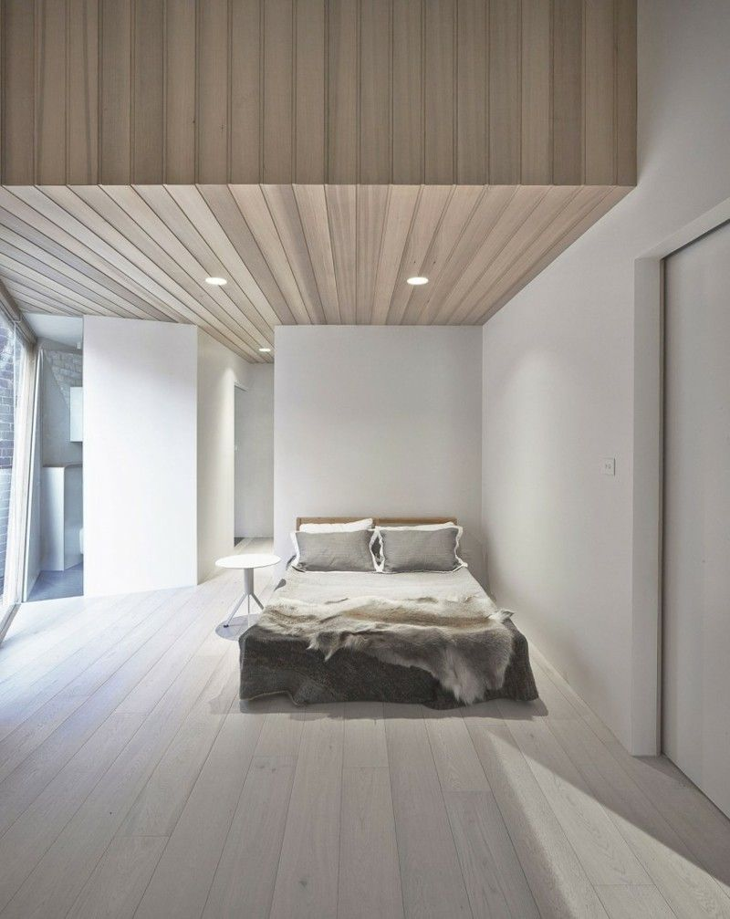 ideas decoracion dormitorio diseno minimalista moderno