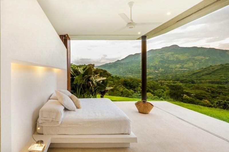 ideas decoración dormitorio estilo minimalista moderno