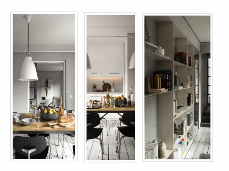 ideas estilo detalles tres blanco