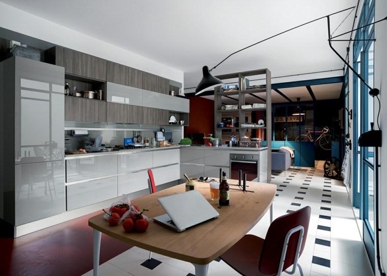 imágenes de cocinas diseno industrial salon ideas