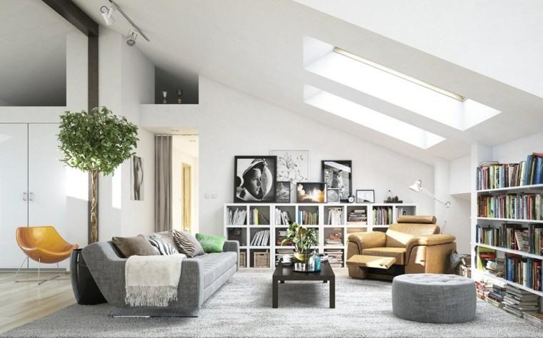 imagenes de salones decorados sistema estilo plantas