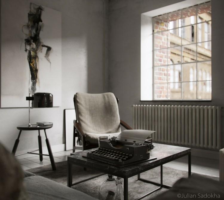 interior fresco ideas grises vidrio ventanas