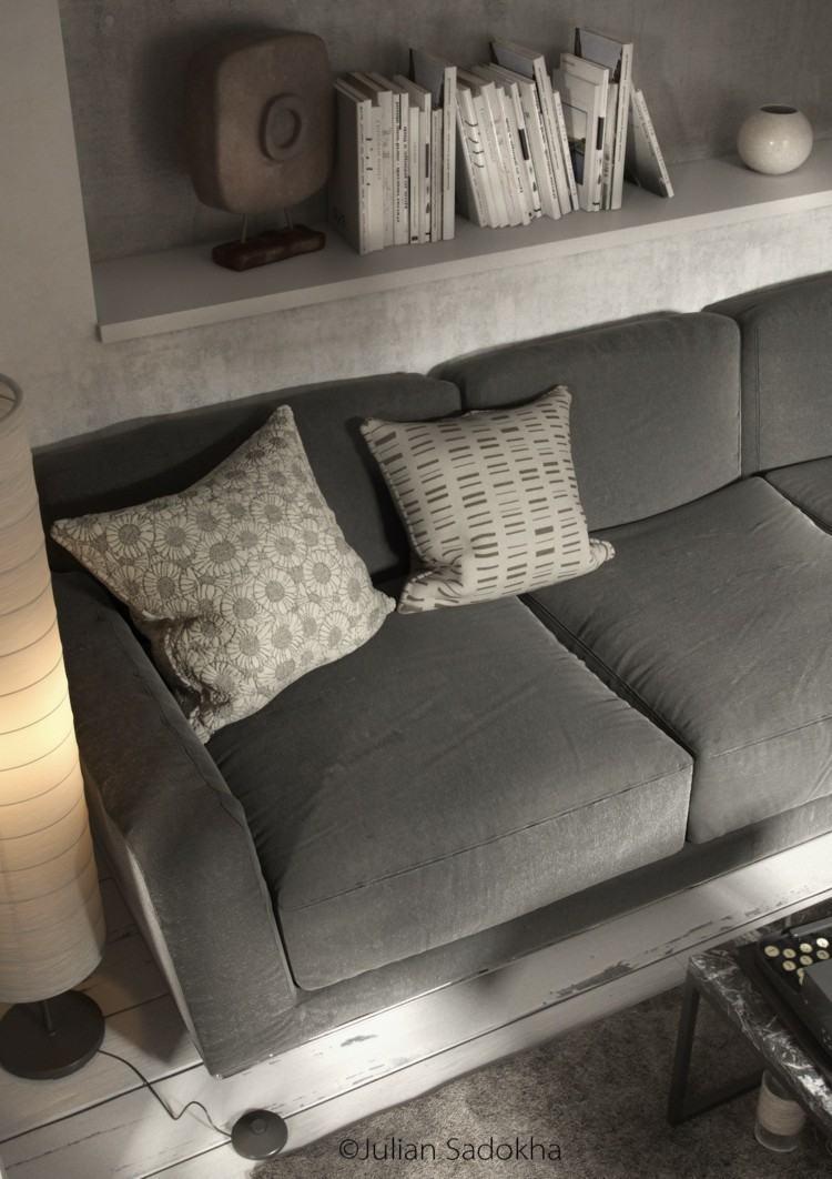 interior fresco ideas grises calido