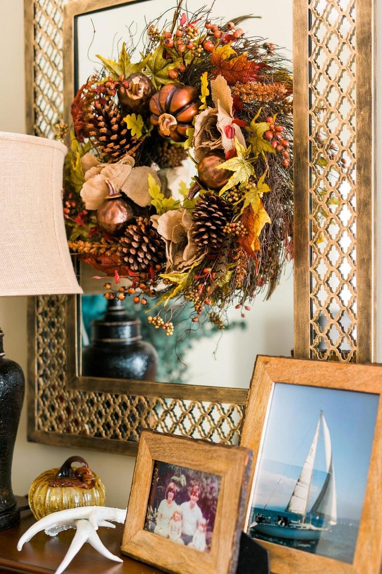 interiores estilo casa lamparas cuadros