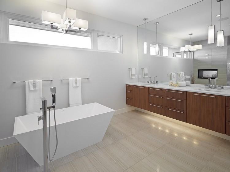 Lamparas Para El Baño:Lamparas de techo para cuartos de baño – 50 ideas