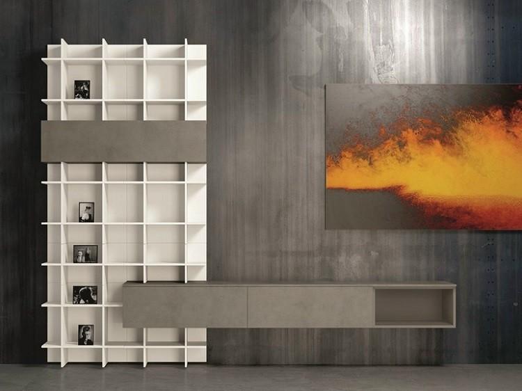 Muebles aereos para sala 20170819085434 for Muebles modulares modernos para sala
