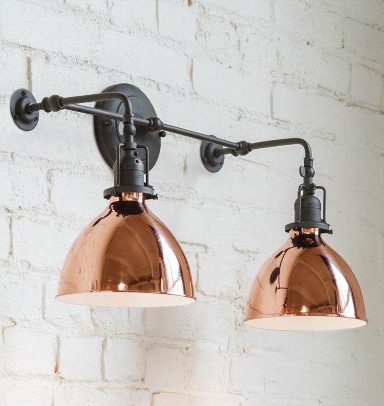 lámparas de baño originales