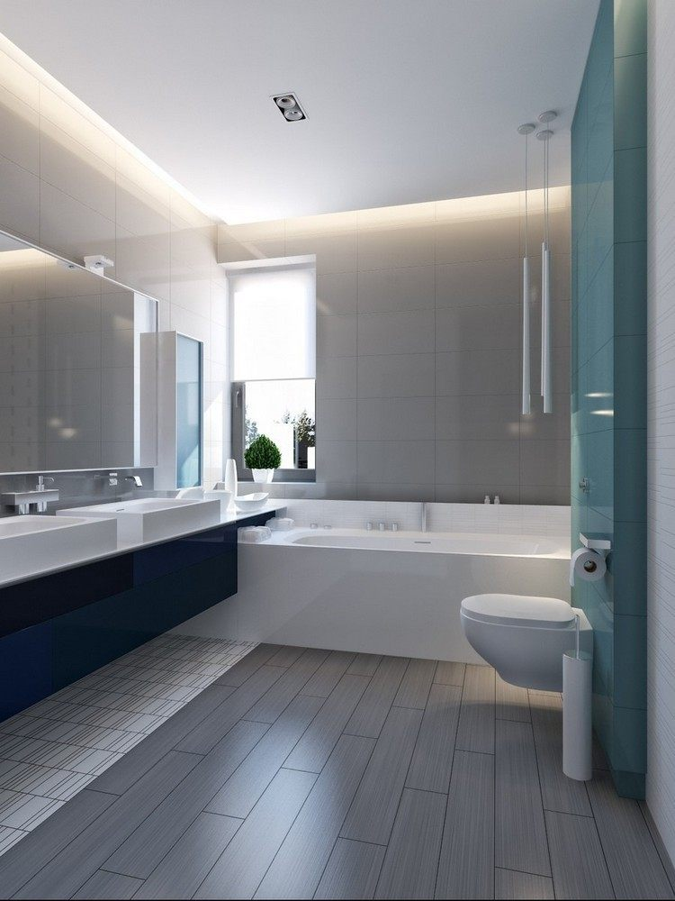 Lamparas Para Cuarto Baño:Lamparas de techo para cuartos de baño – 50 ideas