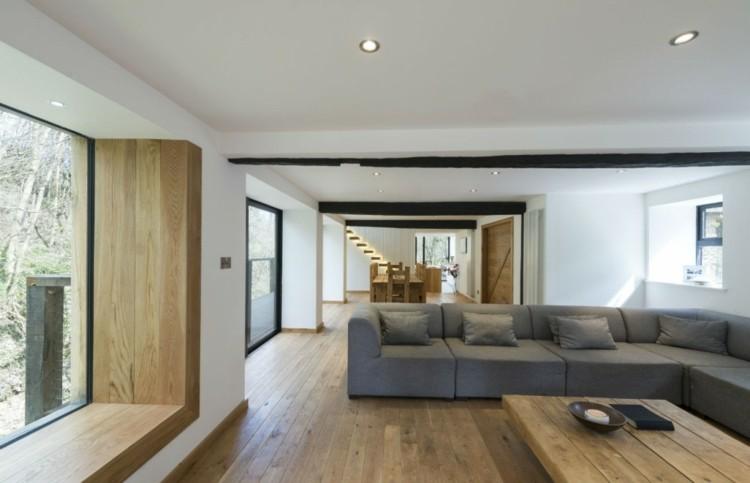 madera cojines estilos ideas tradicional