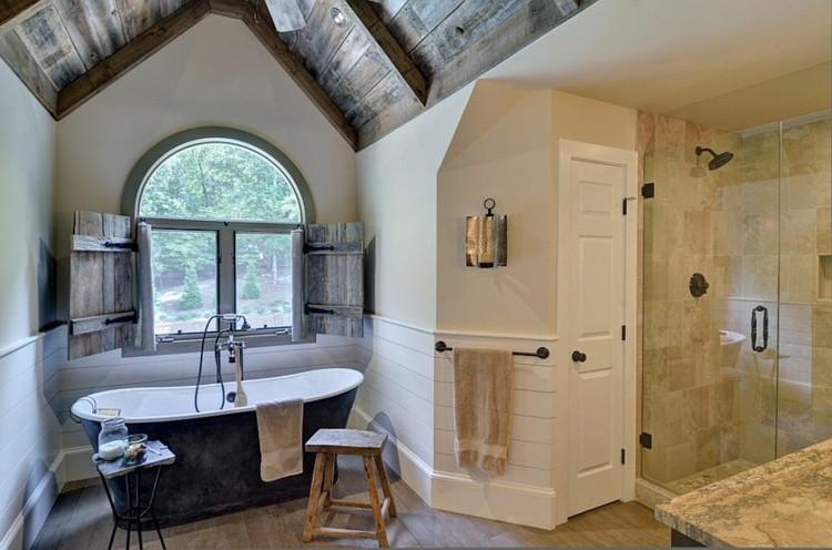 madera detalles estilos elevados ventanas