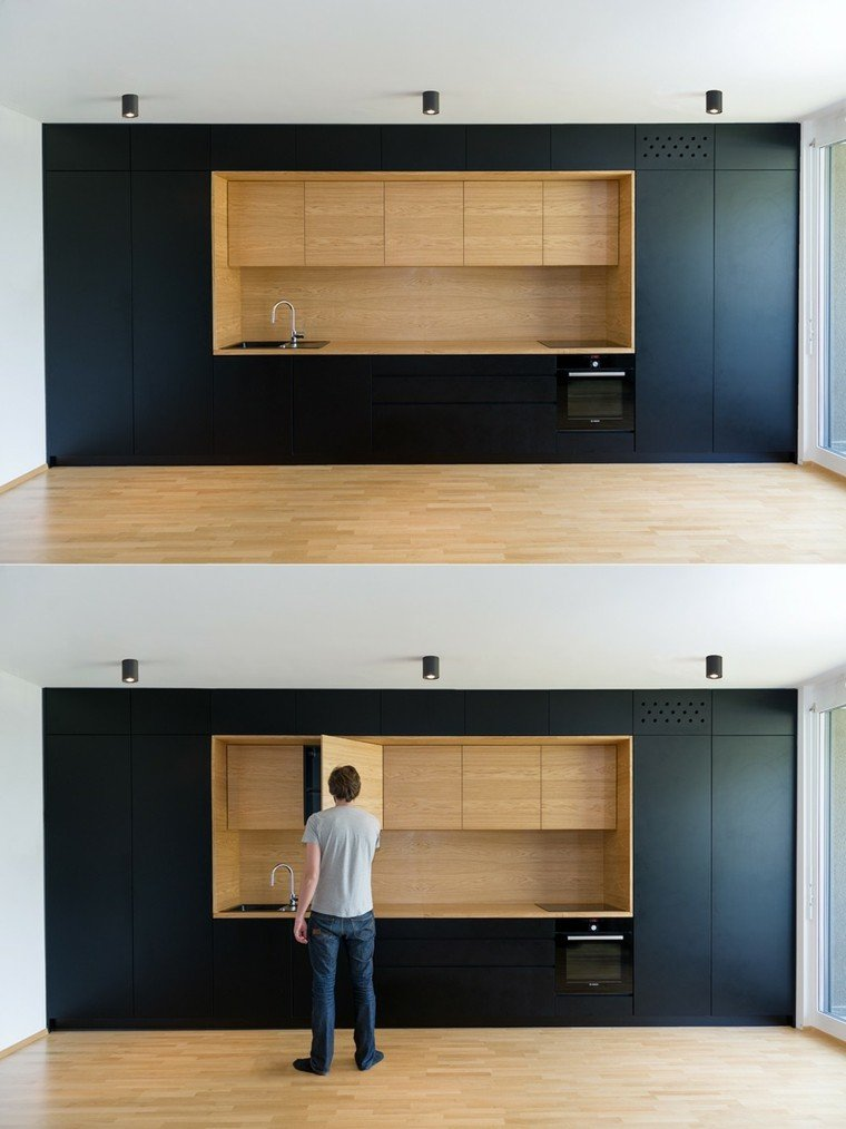 madera rojo niquelado funcional estable