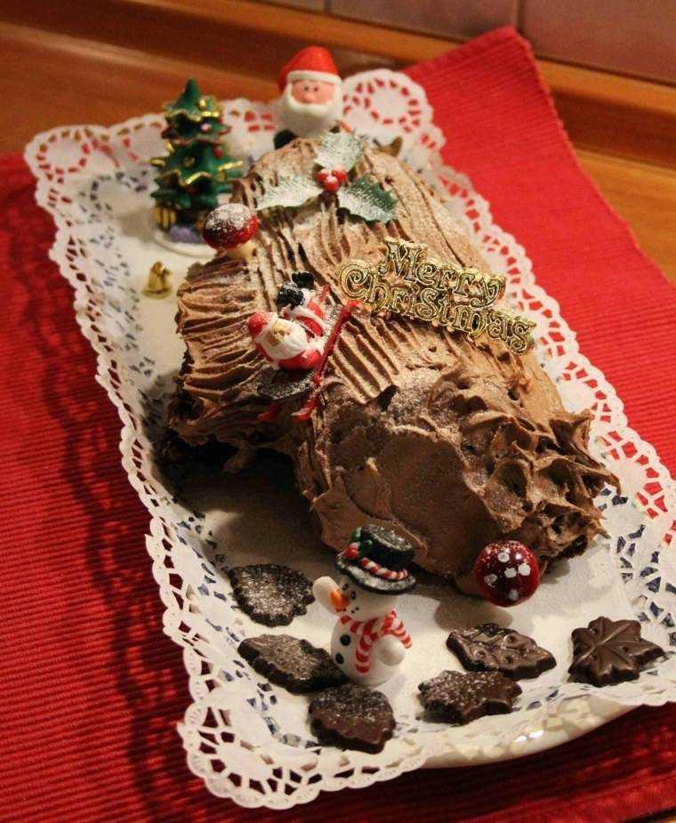 manteles santa galletas decoracion rojo