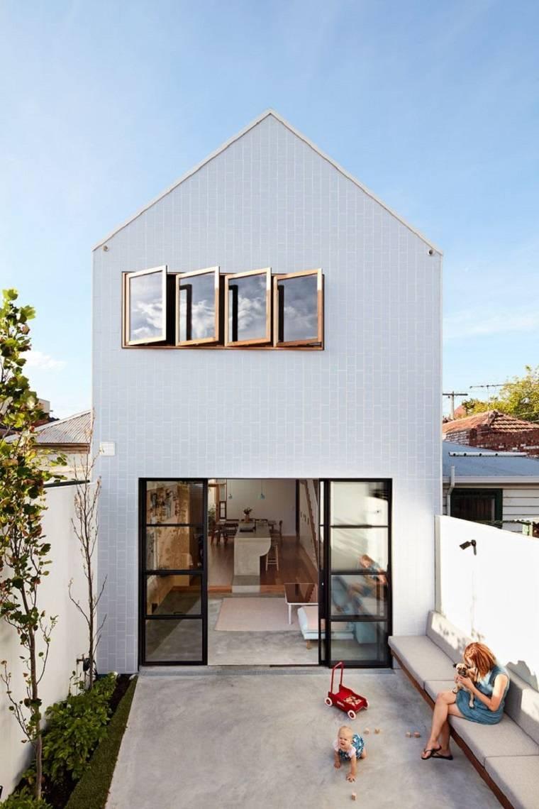 manuales estilos casas altas