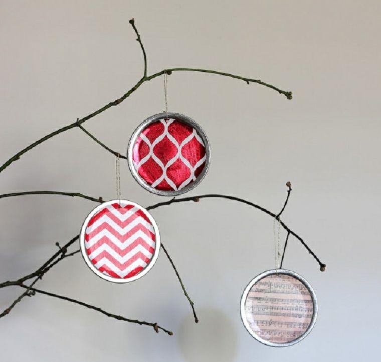 manualidades de navidad decoracion atractivos adornos ideas