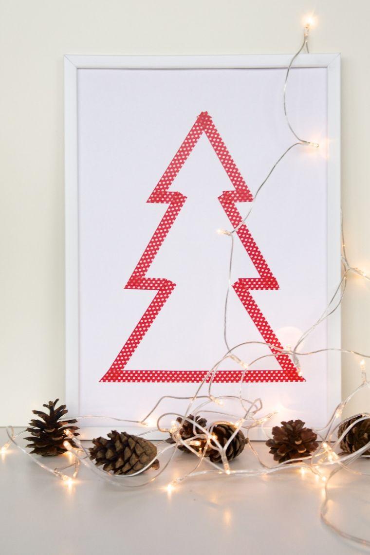 Manualidades De Navidad Decoracion Facil Y Atractiva - Decoracion-navidea-facil-de-hacer