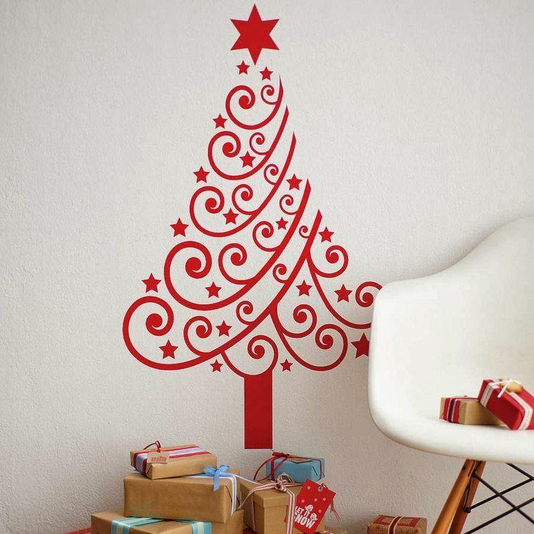 Manualidades de navidad decoracion f cil y atractiva - Manualidades con papel pintado ...
