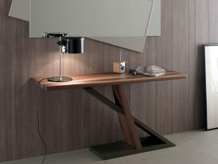 mesa moderna diseño contemporáneo madera