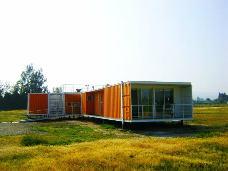 modulo casa campo modernas chapa